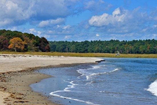 Laudholm Wells Beach Maine