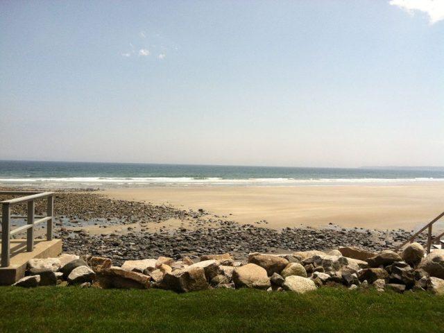 Moody Beach in Maine