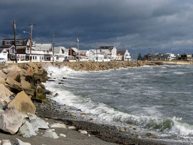 Moody Beaches in Maine