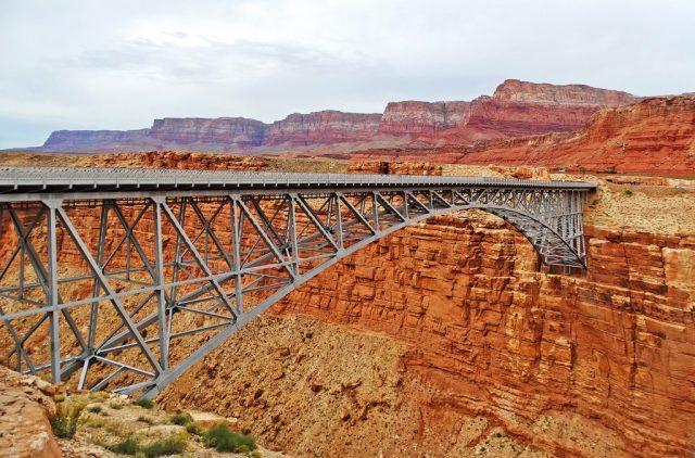 Navajo Bridge Tallest in America