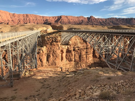 Navajo Bridge Tallest in United States