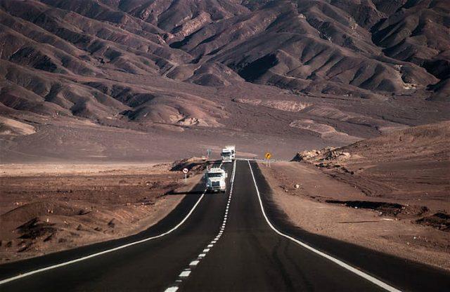 Pan American Longest International Highway in the World