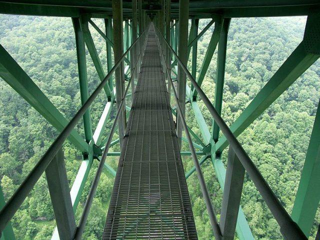 Phil G McDonald Bridge Tallest Bridge in America