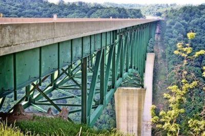 Phil G McDonald Bridge Tallest Bridge in USA