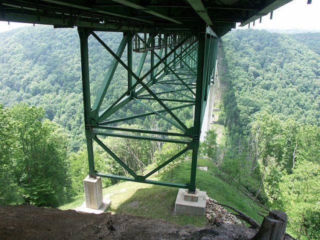 Phil G McDonald Bridge Tallest Bridge in the United States