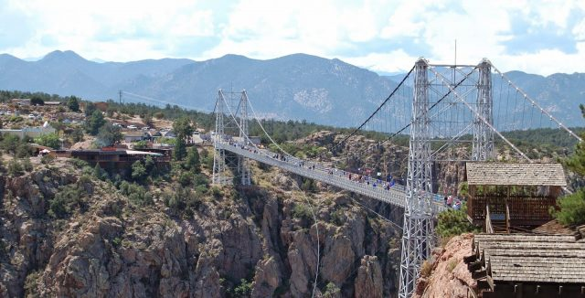 Royal Gorge Bridge What is the Tallest Bridge in the United States