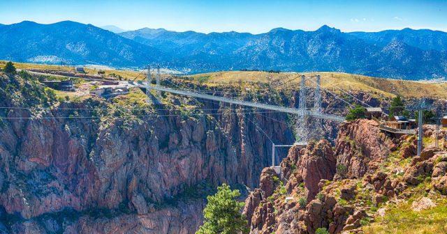 Tallest Bridge in the USA