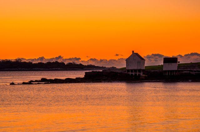 Willard Beaches Maine