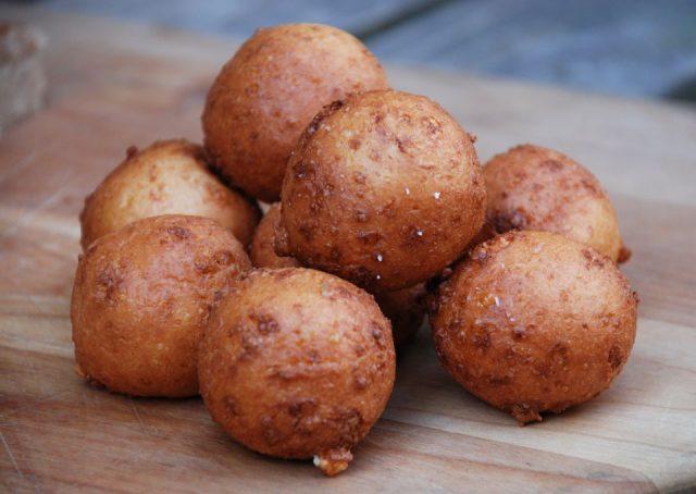 Bunuelo Cuban Finger Food Snack