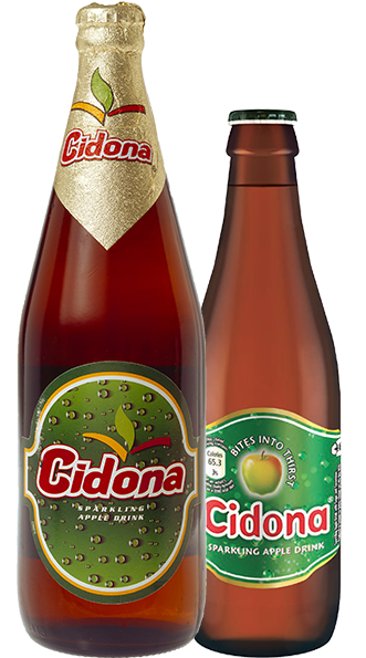 Cidona Irish Soft Drink