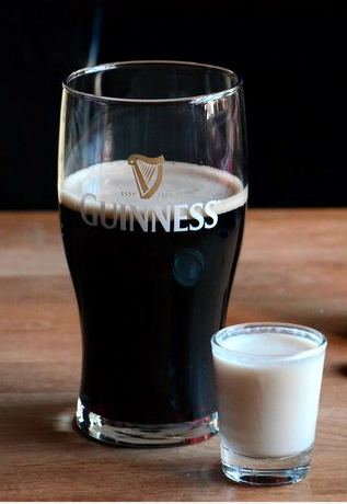 Irish Car Bomb Drink