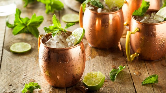 Irish Mule Drink