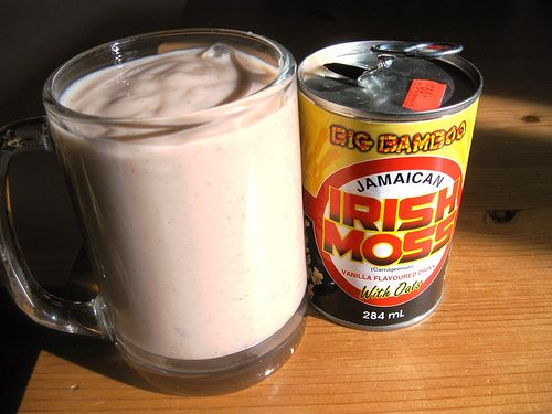 Jamaican Irish Moss Traditional Irish Drink