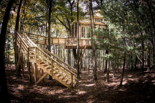 Mohican Tree House in Ohio