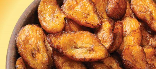 Platanos Maduros Cuban Food