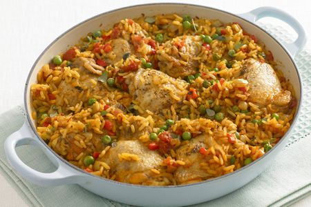 Arroz Con Pollo Best Colombian Food