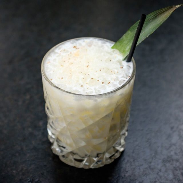 Batida Brazilian Cocktail