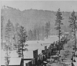 Deadwood Ghost Towns Northern California