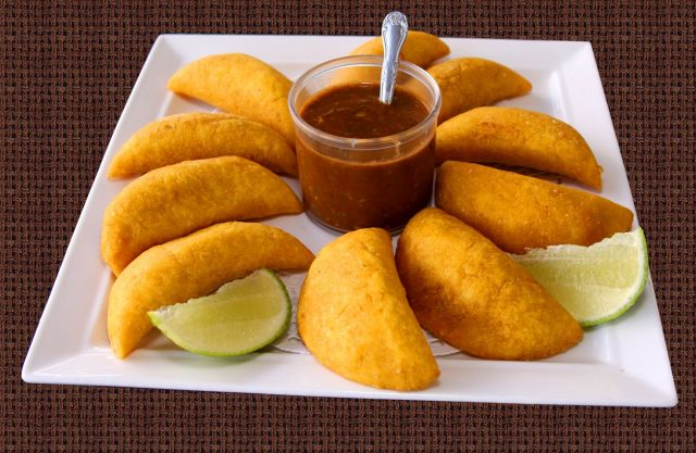 Empanada Famous Colombian Food