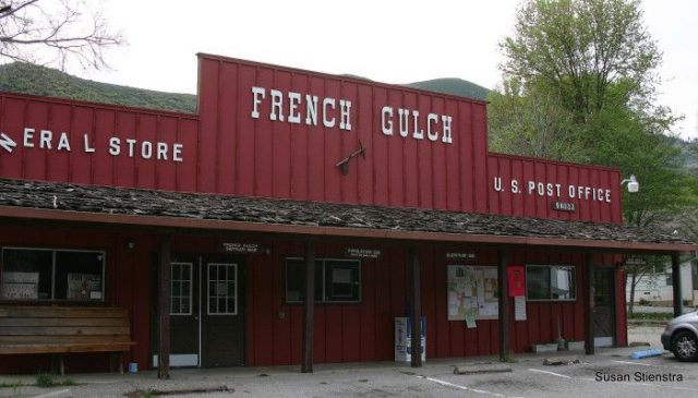 French Gulch Ghost Towns Northern California