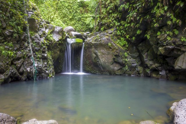 Koloa Gulch Top Waterfalls Hikes in Oahu