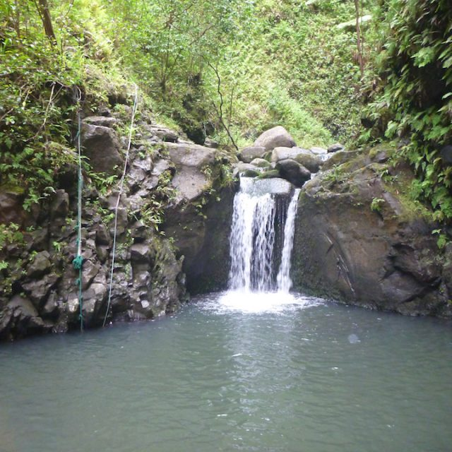 Koloa Gulch Waterfalls Hikes in Oahu
