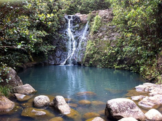 Laie Best Waterfalls Hikes in Oahu