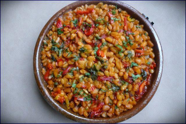 Macedonian Food Tavče Gravče