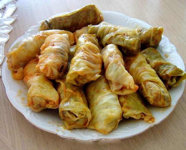 Sarma Macedonian Food