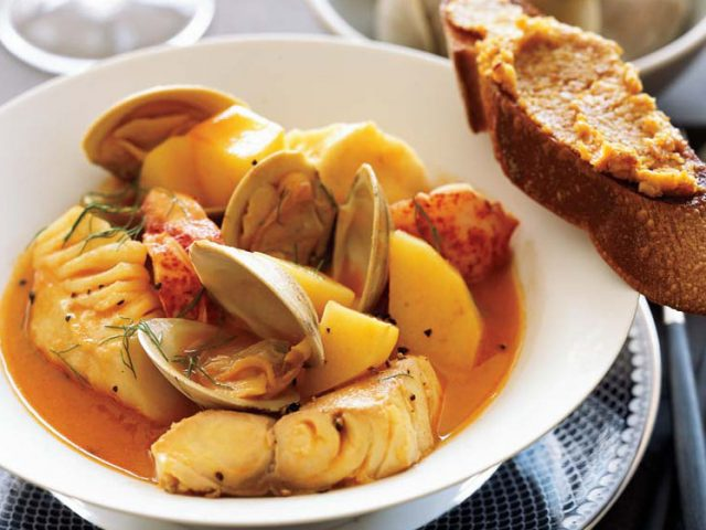 Bouillabaisse Traditional Food of Monaco