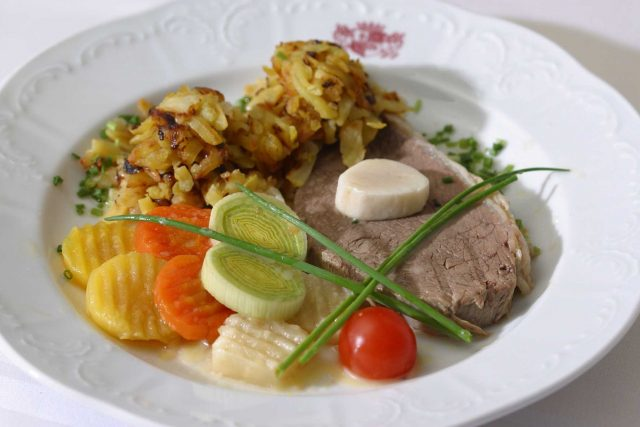 Tafelspitz Popular Austrian Food