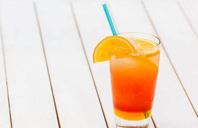 Bay Breeze Hawaiian Breeze Alcoholic Drink