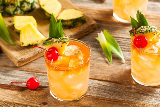 Hawaiian Drink Mai Tai