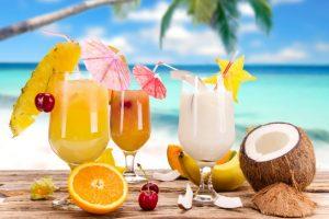 Hawaiian Drinks