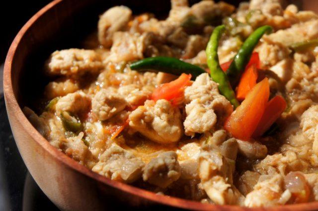 Jasha Maroo Bhutan Food
