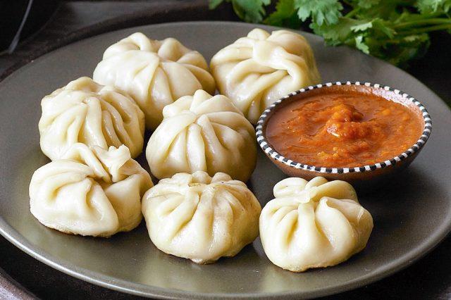 Momo Bhutan Street Food