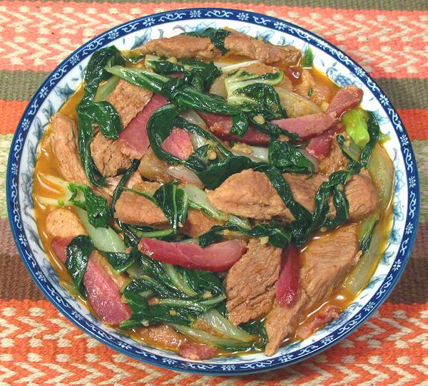 Phaksha Paa Bhutan Non Veg Food