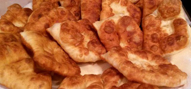 Baursaki Kazakhstan Vegetarian Food