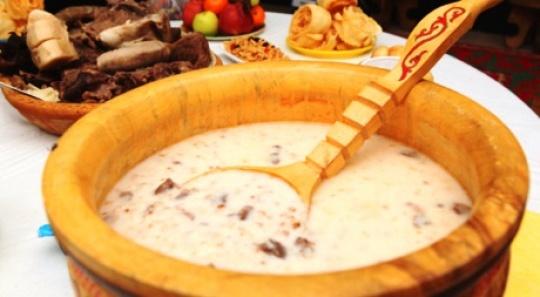 Nauryz Kazakhstan Food