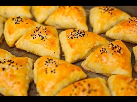 Samsa Kazakh Street Food
