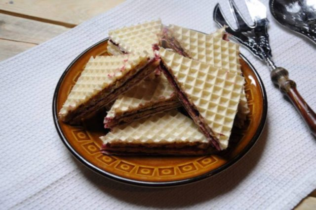 Andrut Polish Wafer Dessert