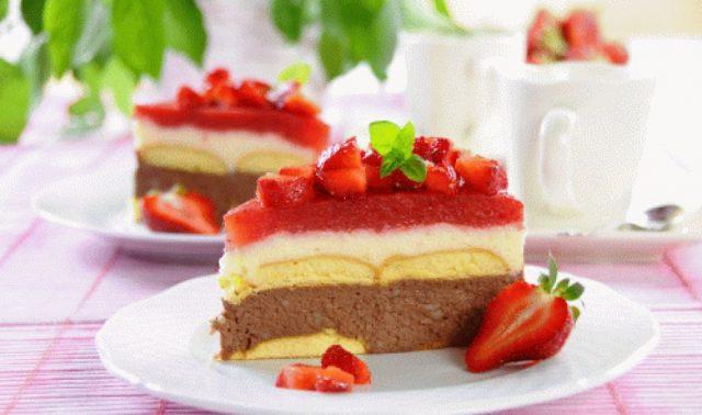 Biszkop Polish Dessert