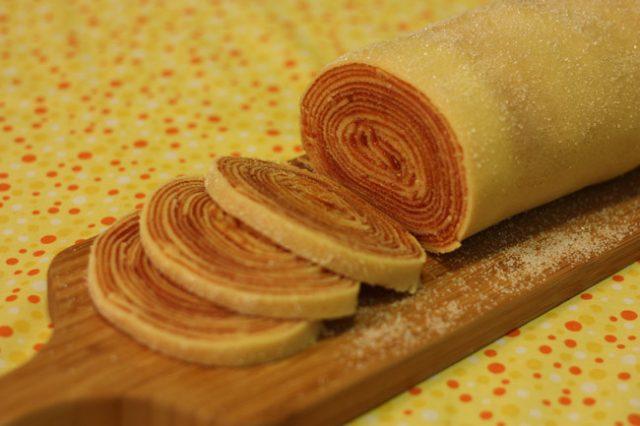 Bolo De Rolo Brazilian Cake Dessert