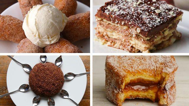 Brazilian Desserts