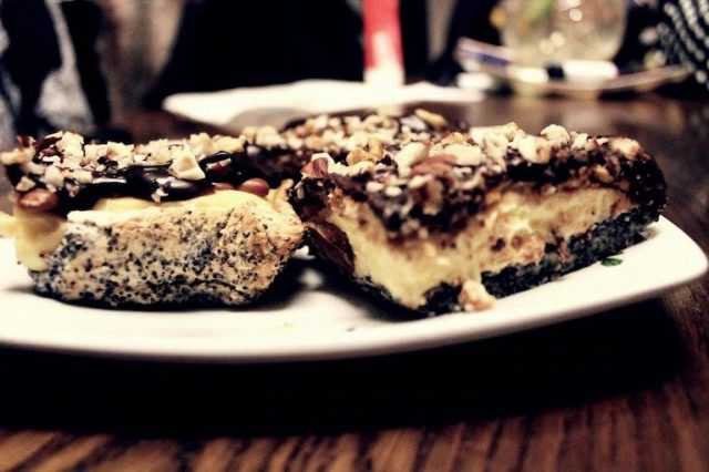Ciasto Pijak Polish Desserts