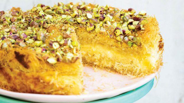 Kanfeh Mediterranean Dessert