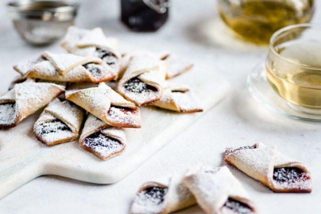 kolaczki Polish Dessert Cookies