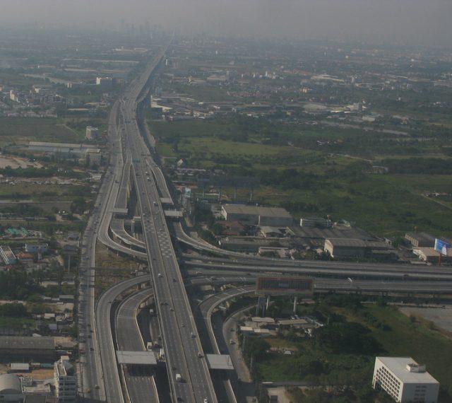 Bang Na Expressway Longest Bridge in the World
