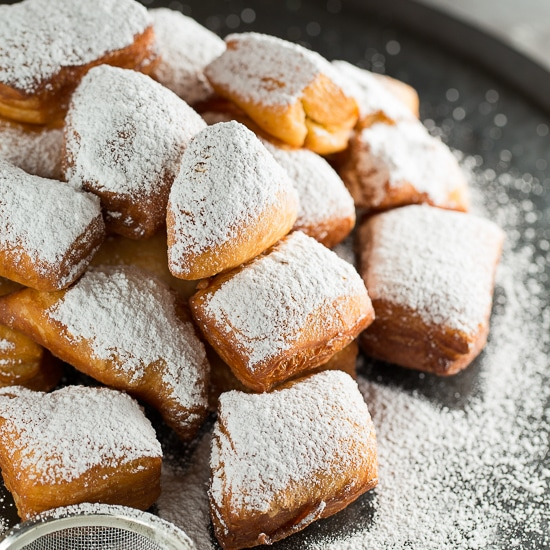 Beignets Best Dessert in New Orleans