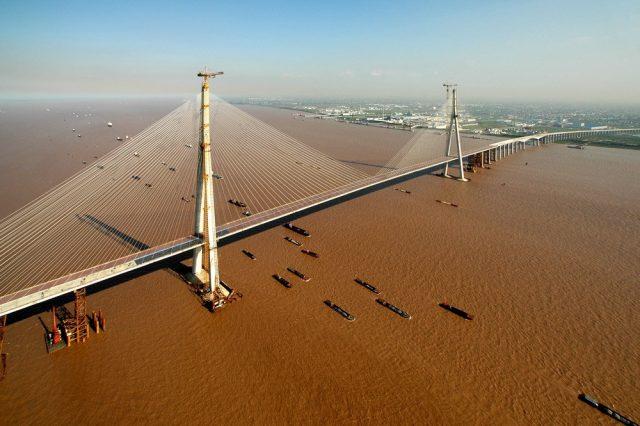 Beijing Grand Longest Bridge in the World